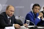 Vladimir Putin: Nga-Trung sẽ không xây dựng đồng minh quân sự