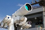 Tàu sân bay thế hệ tiếp theo Mỹ có thể trang bị nhiều loại vũ khí laser