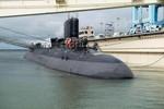 Hải quân Mỹ tiếp nhận tàu ngầm hạt nhân tấn công lớp chiếc thứ 12