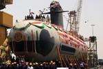 Tàu ngầm Trung Quốc không thể tiếp tục đến Sri Lanka do Ấn Độ ngăn chặn