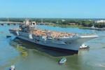 Ấn Độ có kế hoạch 12 năm tới sở hữu 200 tàu chiến, gồm 3 tàu sân bay