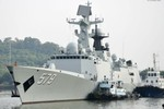 Biển Đông: Trung Quốc dùng tàu hộ vệ Type 054A và Type 056 đối phó LCS Mỹ