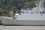Trung Quốc biên chế tàu hộ vệ hạng nhẹ Túc Thiên cho Hạm đội Nam Hải
