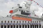 Tàu tuần tra Hayato Nhật Bản tặng cho Việt Nam là tiên tiến nhất
