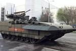 Nga phát triển xe bọc thép không người lái, siêu tăng T-14 không có đối thủ