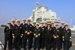 """""""Quan hệ hải quân Trung-Mỹ bước vào """"thời kỳ tốt nhất trong lịch sử"""""""