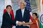 Ấn-Mỹ-Nhật hội tụ chính sách-chiến lược đối phó Trung Quốc