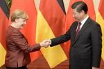 Thủ tướng Đức đề nghị Trung Quốc đến tòa án giải quyết vấn đề Biển Đông