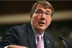 """Ashton Carter: """"Nhiều nước ven Biển Đông muốn tăng cường hợp tác an ninh với Mỹ"""""""