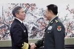 Mỹ tái khẳng định tuần tra định kỳ trên Biển Đông