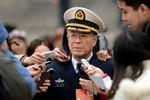"""Tướng Trung Quốc: """"Sẽ không để nước khác nổ phát súng thứ hai ở Biển Đông"""""""