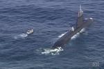 Nhật Bản thông qua huấn luyện chung để tiếp thị tàu ngầm cho Australia
