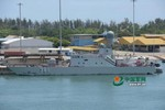 Điểm danh những tàu chiến chủ yếu tham gia Diễn tập ADMM+