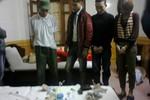 Hà Tĩnh: Bắt liên tiếp 2 vụ sử dụng và mua bán ma tuý trong khách sạn