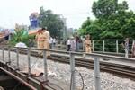 Nam thanh niên bị tàu hỏa đâm tử vong khi bất cẩn băng qua đường sắt