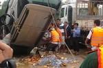 Đã tìm thấy thi thể Phó GĐ Sở Công thương Nghệ An bị lũ cuốn mất tích