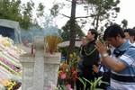 Hơn 40.000 lượt khách đến viếng mộ Đại tướng trong 6 ngày tết