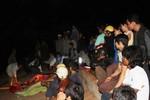 Phát hiện 2 bé gái chăn bò chết đuối dưới hồ nước