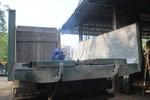 Nghệ An đã cắt hết thùng cơi nới của xe Hổ vồ