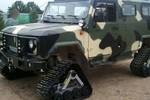 Nga giới thiệu xe Scorpion bánh xích