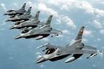 Iraq tiếp tục ký hợp đồng mua 18 máy bay tiềm kích F-16 của Mỹ