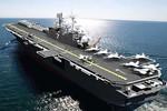 """Siêu hạm """"cõng"""" máy bay tàng hình F-35B đổ bộ tấn công (kỳ 1)"""