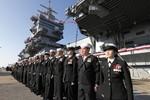 Biểu tượng vĩ đại của Hải quân Mỹ chính thức 'nghỉ hưu'