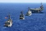 Mỹ và đồng minh tăng cường lực lượng quân sự bao vây Syria