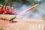 Mục sở thị các loại vũ khí chữa cháy kỳ lạ của Trung Quốc