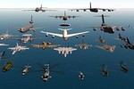 """Tương quan không quân chiến lược: TQ chỉ được xếp vào """"chiếu dưới"""""""