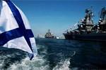 Một đội tàu chiến mới của Nga đến Địa Trung Hải