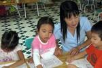 Nghiêm cấm giáo viên tổ chức dạy chương trình trước lớp 1