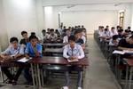 Bộ Giáo dục & Đào tạo: Tỉ lệ TS đến làm thủ tục dự thi đạt 74,65%