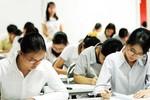 Đề xuất phương án tuyển sinh đại học, cao đẳng với 8 môn thi