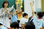 """Đổi mới giáo dục: """"Lo lắng về lực lượng nhà giáo khó chuyển mình"""""""