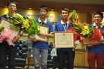 Việt Nam giành 6 huy chương bạc tại Olympic Tin học châu Á