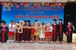 Học sinh lớp 5 tại Hà Nội tới ngày ra trường vẫn bị tận thu