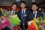 Việt Nam đã giành được 213 Huy chương Olympic Toán học