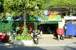 Những vi phạm động trời ở Trường mẫu giáo Quang Trung đang bị bỏ quên
