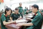 Thông tin chi tiết tuyển sinh các trường quân đội năm 2015