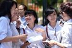Gần 280.000 thí sinh chỉ thi quốc gia để xét tốt nghiệp