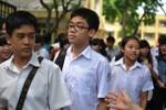Công bố điểm chuẩn các trường THPT chuyên tại Hà Nội