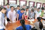 Chùm ảnh: Cuộc đua nước rút vào đại học của sĩ tử