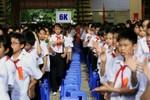 Cả nước có 22,21 triệu học sinh, 1,24 triệu thầy cô giáo