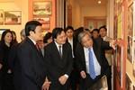 Chủ tịch nước mong Đại học Quốc gia Hà Nội tiến nhanh hơn nữa