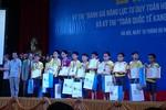 Trao giải Kỳ thi đánh giá năng lực tư duy Toán học toàn quốc