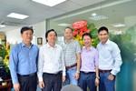 Bộ trưởng Phùng Xuân Nhạ thăm và chúc mừng Báo điện tử Giáo dục Việt Nam