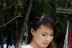 Nữ sinh Quảng Bình say đắm trong 'vũ điệu thiên đường'