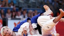 Chung kết Judo nữ Olympic 2012: Võ sĩ Trung Quốc bị hạ đo ván