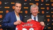 Chính thức: Van Persie mặc áo số 20 của huyền thoại Solskjaer